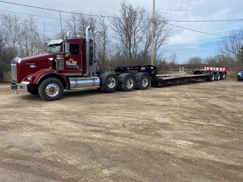 Float truck